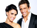 Katie Price releases a statement confirming that she has split from husband of 11 months Alex Reid.
