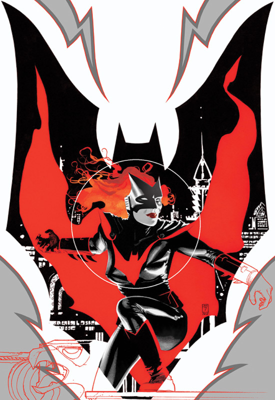 Batwoman preview from DC Comics