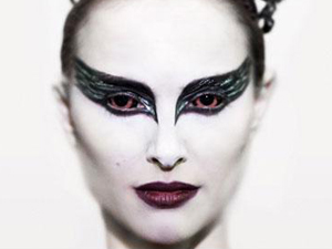 Natalie Portman as Nina in Black Swan