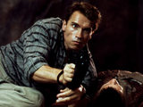 Arnold Schwarzenegger as Douglas Quaid in 'Total Recall'