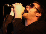 Tom Meighan of Kasabian in concert with the band for the Australia leg of their tour