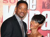 Will Smith and his wife Jade Pinkett Smith