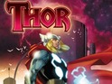 Matt Fraction's upcoming run as writer on Thor is teased by Marvel Comics.