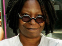 Whoopi Goldberg admits that she was never in love with her three former husbands.