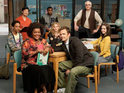 Community stars Joel McHale and John Goodman chat about season three.