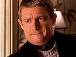 Dr Watson in Sherlock: S01E01: A Study in Pink