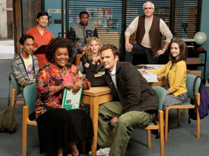 The cast of &#39;Community&#39;