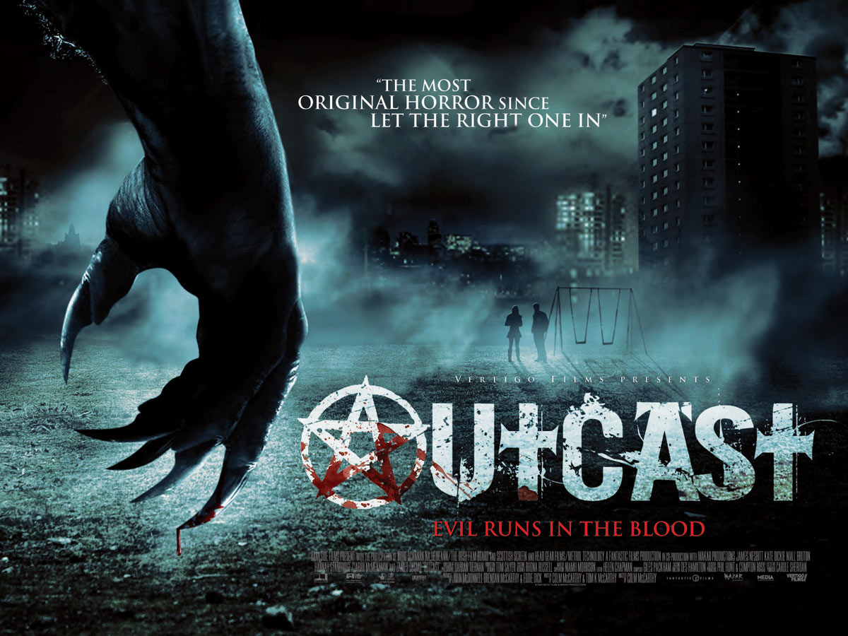 Leave your comments on outcast in the space below