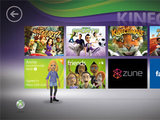 Kinect Menu