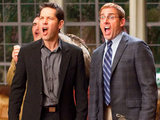Paul Rudd and Steve Carell in Dinner For Schmucks 