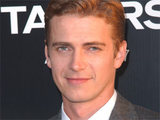Hayden Christensen at the Hollywood premiere of 'Takers'