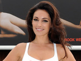 Kelly Brook unveils Reebok Ad
