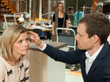Natasha catches Nick touching Leanne