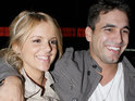 "Ali Fedotowsky says that she ""feels happy all the time"" with Roberto Martinez."