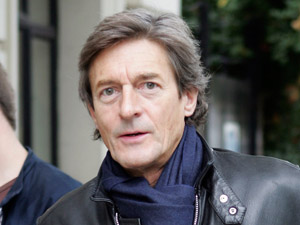 Nigel Havers of Coronation Street