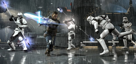 Force Unleashed II