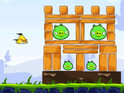 Angry Birds Seasons is to be updated with new levels based on St. Patrick's Day later this month.