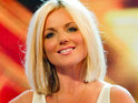 Geri Halliwell is reportedly in talks to manage Belle Amie when The X Factor ends.