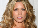 Abbey Clancy reportedly can't even look at Peter Crouch after he allegedly cheated on her.