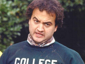 Bluto in National Lampoon's Animal House