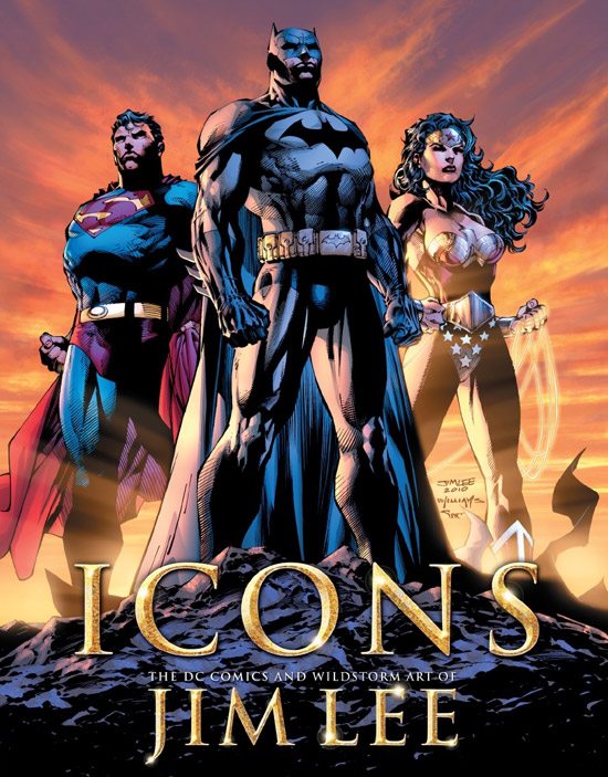 Jim Lee: Icons, DC Comics