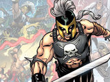 Ares of Marvel Comics