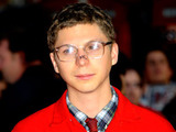 Micheal Cera at the Scott Pilgrim Preimere