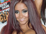 Nicole 'Snooki' Polizzi from Jersey Shore