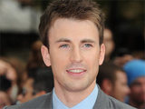Chris Evans attending the UK premiere of 'Scott Pilgrim Vs. The World' in London