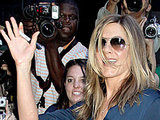 Jennifer Aniston outside the ABC studios