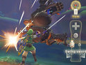 Zelda: Skyward Sword will not contain a dedicated left-handed option.