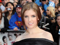 Anna Kendrick reveals that she loves London while in the capital to promote her new film.