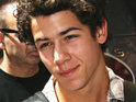 Nick Jonas launches an online talent competition for youngsters aged 8 to 14.