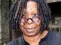 Whoopi Goldberg says that she smoked marijuana before accepting her Oscar in 1991.