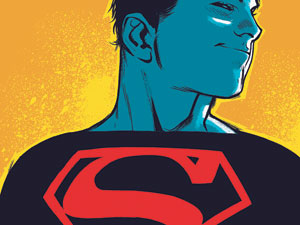 DC Comics reveal the &#39;Superboy&#39; Cover