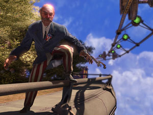 Bioshock Infinite: Screenshot (2k Games)