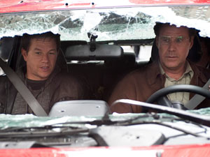 Mark Wahlberg and Will Ferrell in The Other Guys