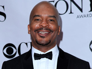 American actor David Alan Grier