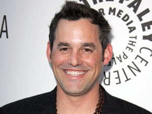 Nicholas Brendon aka Xander in 'Buffy the Vampire Slayer'