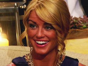 Elizabeth Kitt from Bachelor Pad