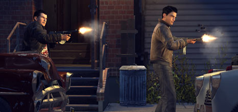 Gaming Review: Mafia II