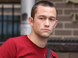 Joseph Gordon-Levitt shooting on location for 'Premium Rush'
