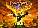 Electronic Arts and Hothead Games announce a sequel to DeathSpank for late September.