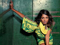 M.I.A. says that her album Maya is an LP with the attitude of punk, and was made to push boundaries.