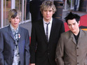 James Bourne and Matt Willis say they still talk to their former bandmate.