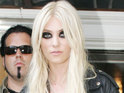 Taylor Momsen admits that she finds it disgusting sharing toilets while touring on the road.