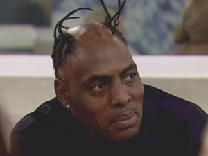 Ultimate Big Brother: Coolio on Day 1
