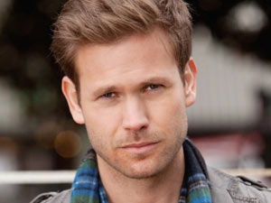 Alaric from The Vampire Diaries