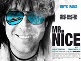 Mr. Nice, release diary