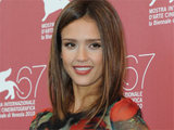 Jessica Alba attending a photocall held at the 67th Venice International Film Festival to promote 'Machete'